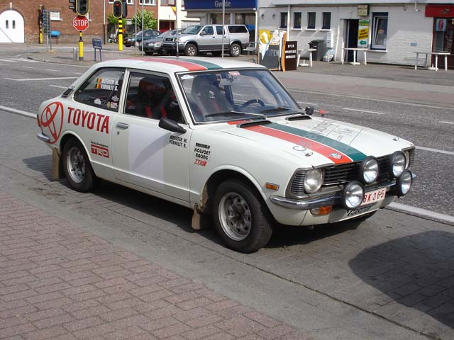 1974 toyota corolla ke20 wiring retro rides ok ive been told to show my car here because youd like them swarovskicordoba Choice Image